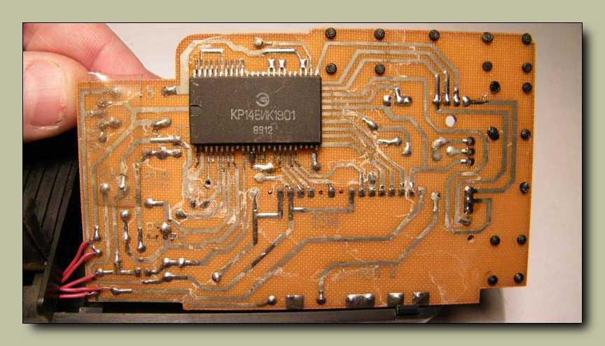 Мс кие18 имеет специальный формирователь звукового сигнала.